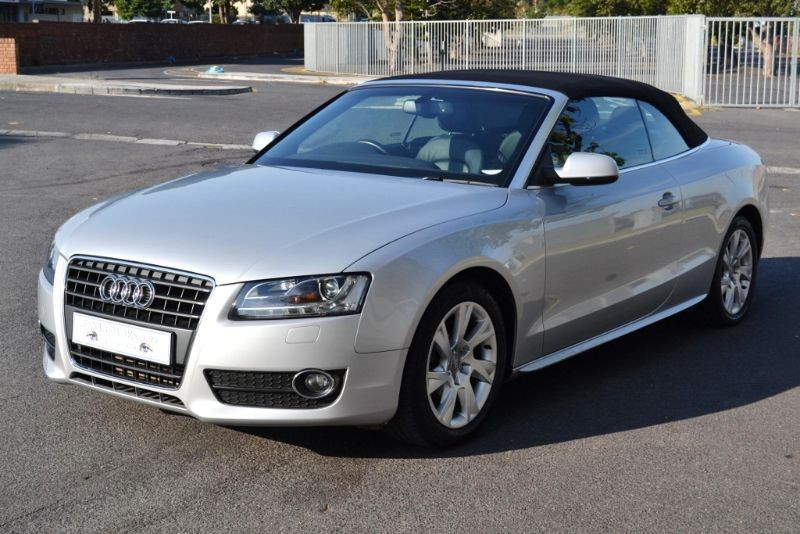 used audi a5 2010 audi a5 2 0 tfsi convertible multitronic a t for sale in western cape cars. Black Bedroom Furniture Sets. Home Design Ideas