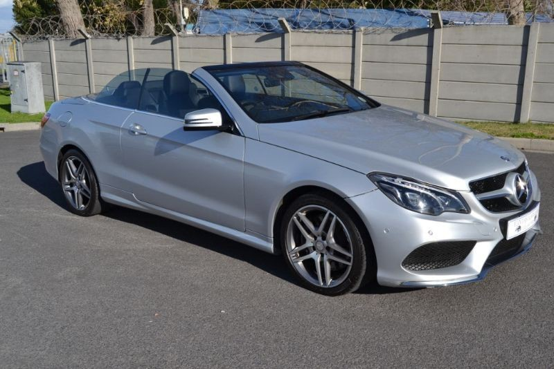 used mercedes benz e class 2014 mercedes e400 amg cabriolet for sale in western cape. Black Bedroom Furniture Sets. Home Design Ideas