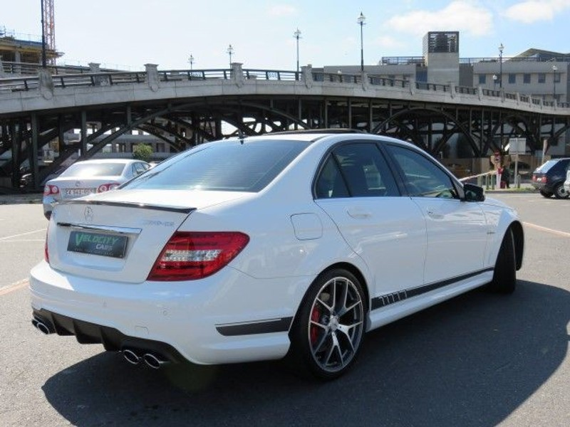 used mercedes benz c class c63 amg 507 edition for sale in. Black Bedroom Furniture Sets. Home Design Ideas