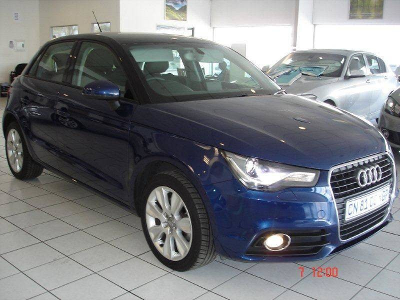 used audi a1 sportback 1 6 tdi ambition for sale in gauteng id 1168931. Black Bedroom Furniture Sets. Home Design Ideas
