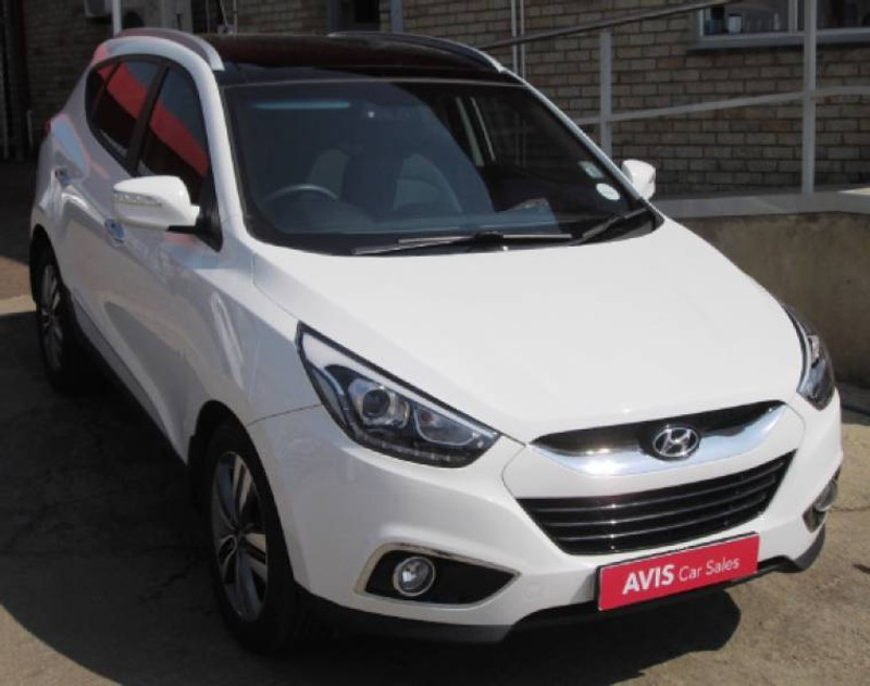 used hyundai ix35 2 0 elite auto for sale in gauteng id 1177773. Black Bedroom Furniture Sets. Home Design Ideas