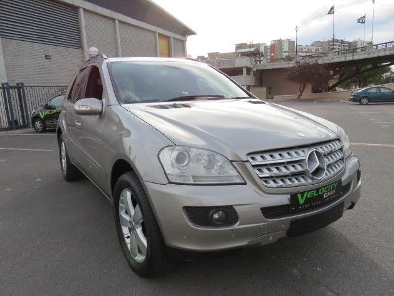 used mercedes benz m class ml 320 cdi a t for sale in western cape id 1179851. Black Bedroom Furniture Sets. Home Design Ideas