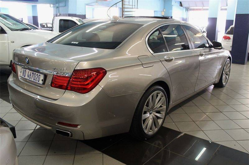 2009 bmw 7 series 750i f01 for sale in kwazulu natal. Cars Review. Best American Auto & Cars Review