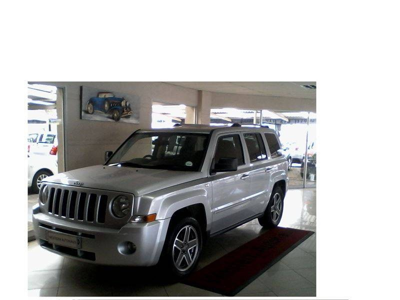 used jeep patriot 2 4 limited for sale in gauteng id 1183385. Black Bedroom Furniture Sets. Home Design Ideas