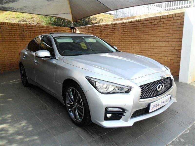 used infiniti q50 2 2d sport auto for sale in gauteng id 1185571. Black Bedroom Furniture Sets. Home Design Ideas