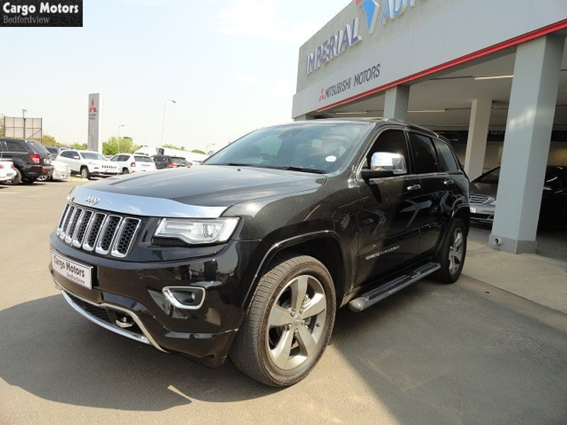 used jeep grand cherokee 5 7 v8 overland for sale in gauteng id 1185965. Black Bedroom Furniture Sets. Home Design Ideas