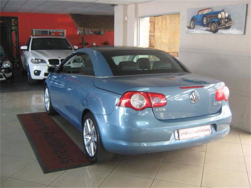 used volkswagen eos 2 0 fsi for sale in gauteng. Black Bedroom Furniture Sets. Home Design Ideas