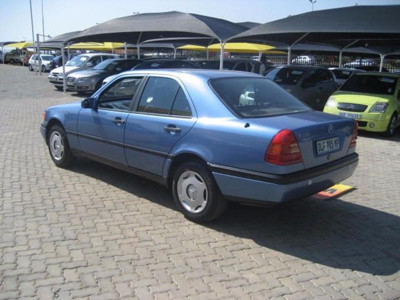 1995 mercedes benz c class c220 bluetec exclusive auto for 1995 mercedes benz c220