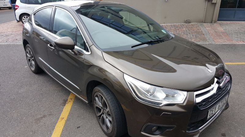 used citroen ds4 1 6 thp 200 sport 5dr for sale in western cape id 1198960. Black Bedroom Furniture Sets. Home Design Ideas