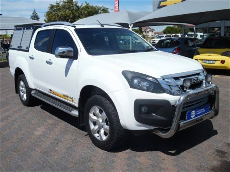 kb 300 d teq serengeti auto bakkie double cab for sale in western cape