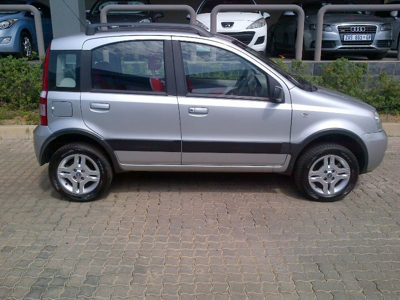 used fiat panda 1 2 climbing 4x4 for sale in gauteng id 1204211. Black Bedroom Furniture Sets. Home Design Ideas