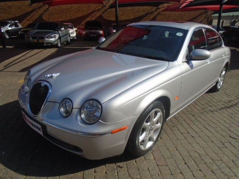used jaguar s type 3 0 se for sale in gauteng. Black Bedroom Furniture Sets. Home Design Ideas