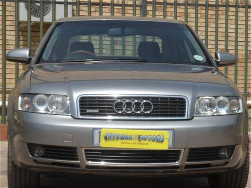 used audi a4 3 0 quattro tiptronic for sale in gauteng. Black Bedroom Furniture Sets. Home Design Ideas