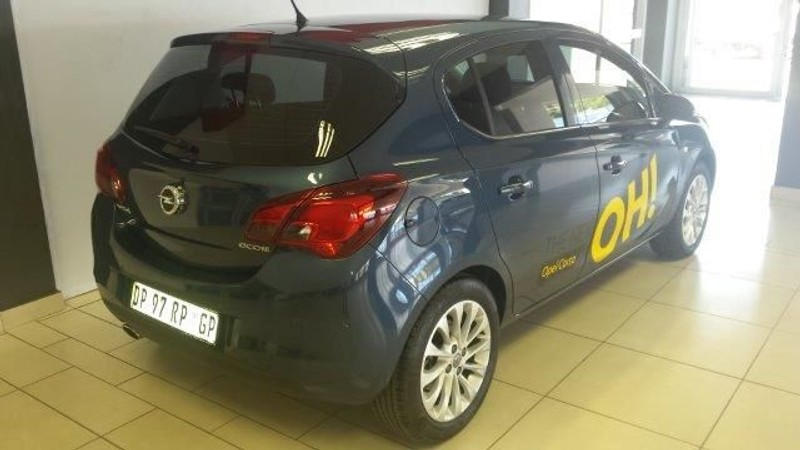 used opel corsa 1 0t cosmo 5 door for sale in gauteng id 1207836. Black Bedroom Furniture Sets. Home Design Ideas