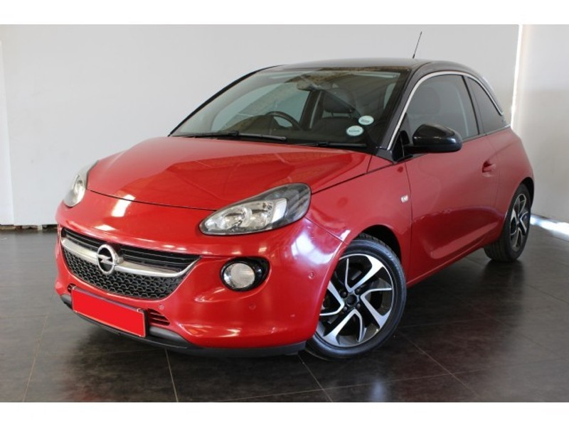 used opel adam 1 0t jam 3 door for sale in gauteng id 1223485. Black Bedroom Furniture Sets. Home Design Ideas