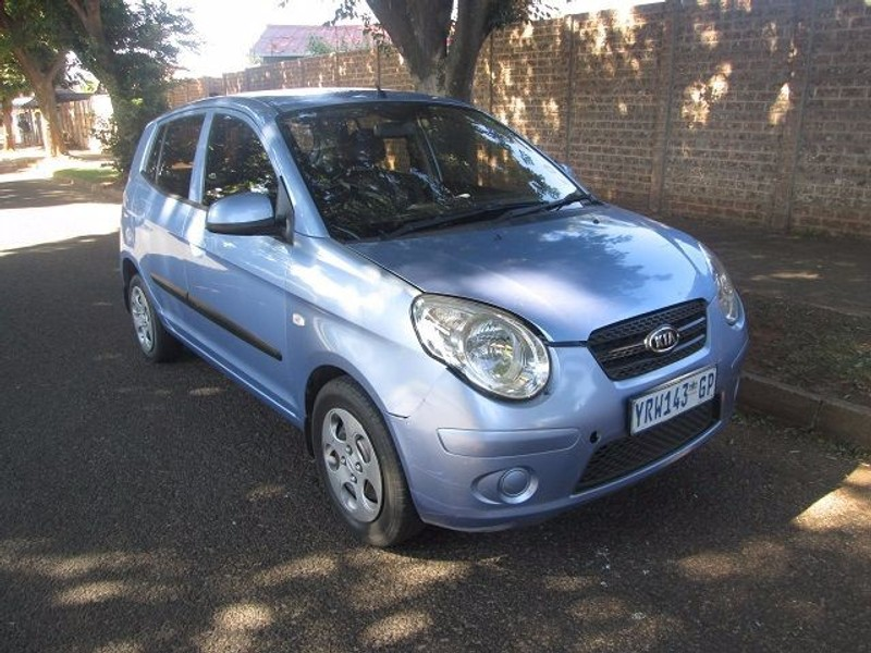 used kia picanto 1 1 lx for sale in gauteng id 1232012. Black Bedroom Furniture Sets. Home Design Ideas