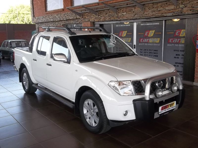 used nissan navara 4 0 v6 4x4 p u d c for sale in gauteng id 1232240. Black Bedroom Furniture Sets. Home Design Ideas