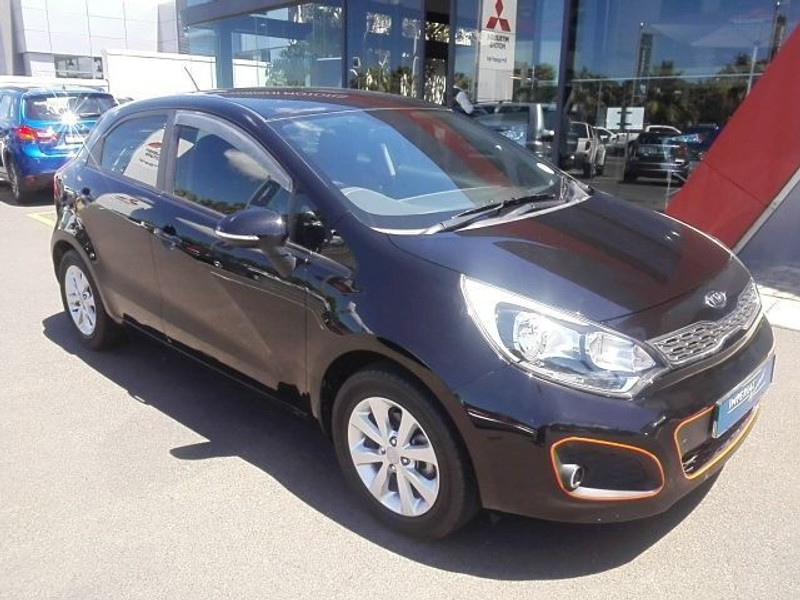 used kia rio sport for sale in western cape id 1232501. Black Bedroom Furniture Sets. Home Design Ideas