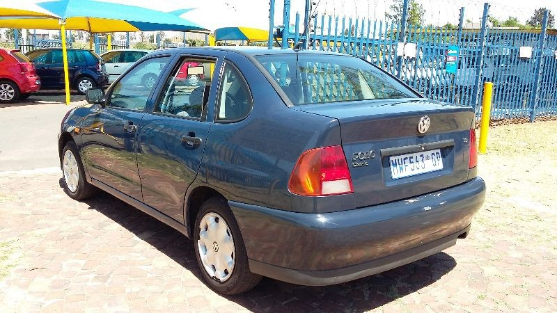 used volkswagen polo classic for sale in gauteng id 1232553. Black Bedroom Furniture Sets. Home Design Ideas