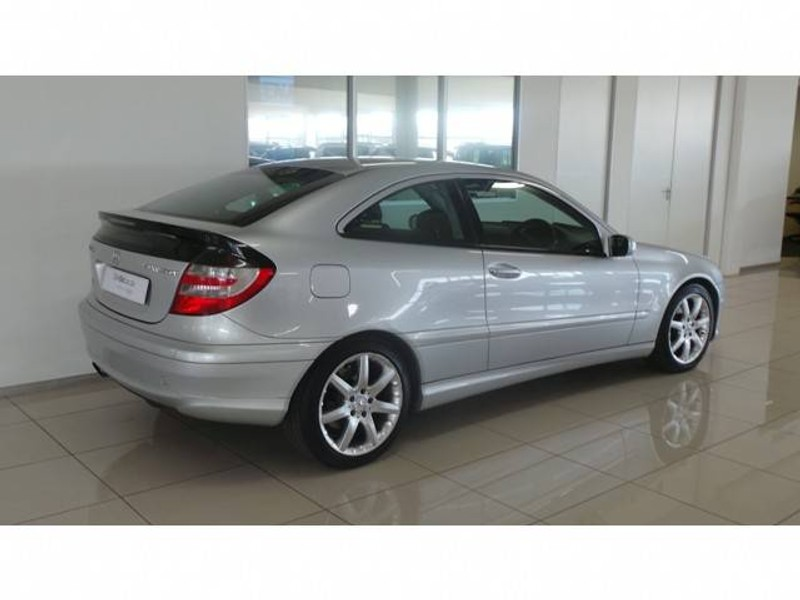Used mercedes benz c class c230k coupe for sale in kwazulu for 2004 mercedes benz c class hatchback