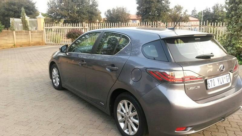 used lexus ct 200h s 5dr for sale in gauteng. Black Bedroom Furniture Sets. Home Design Ideas