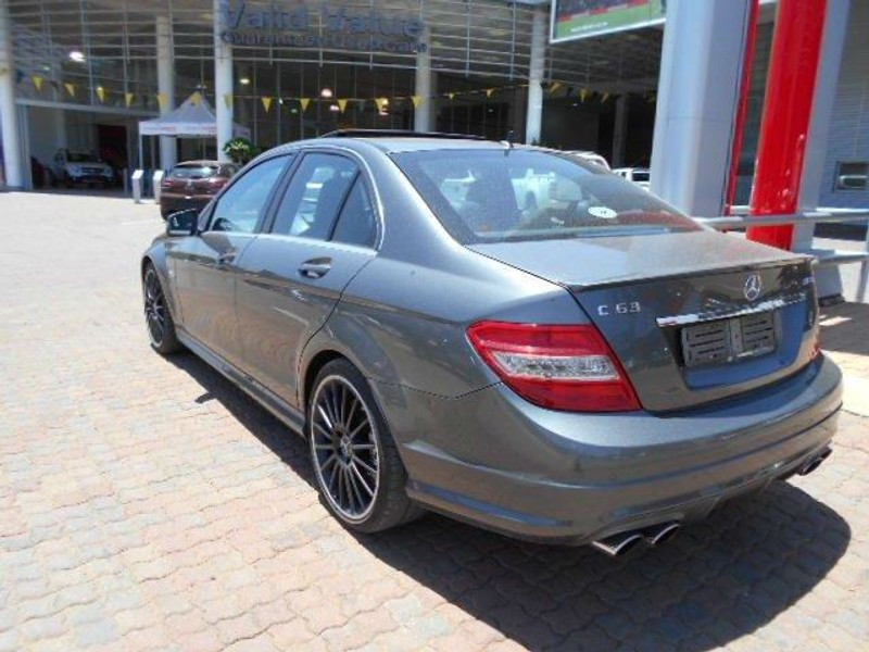 used mercedes benz c class c63 amg for sale in gauteng id 1234283. Black Bedroom Furniture Sets. Home Design Ideas