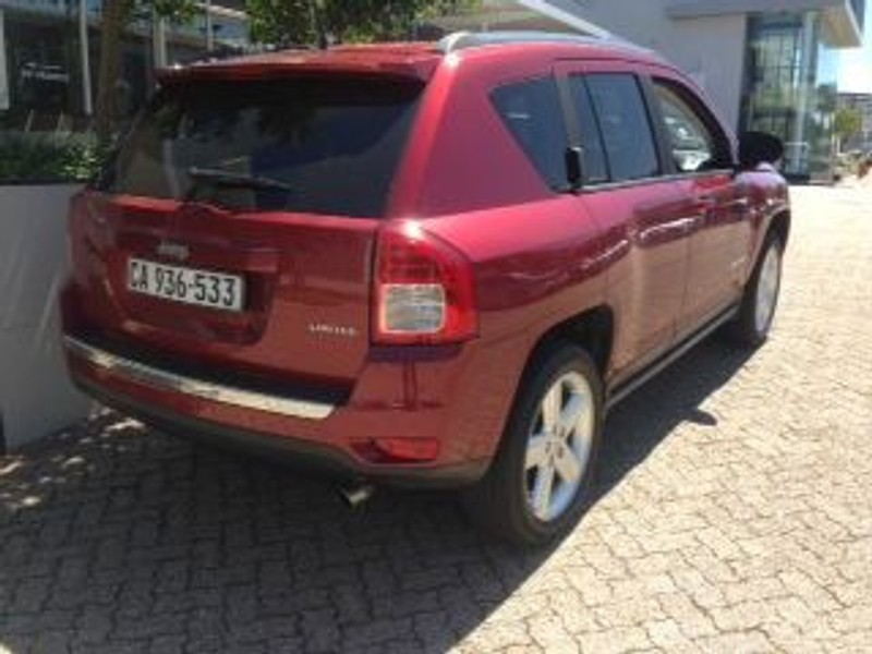 used jeep compass 2 0 ltd for sale in western cape cars. Black Bedroom Furniture Sets. Home Design Ideas