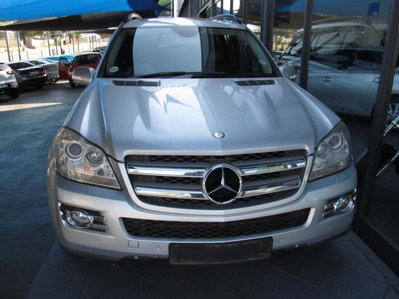 Used mercedes benz gl class gl 500 for sale in gauteng for 2008 mercedes benz gl450 for sale