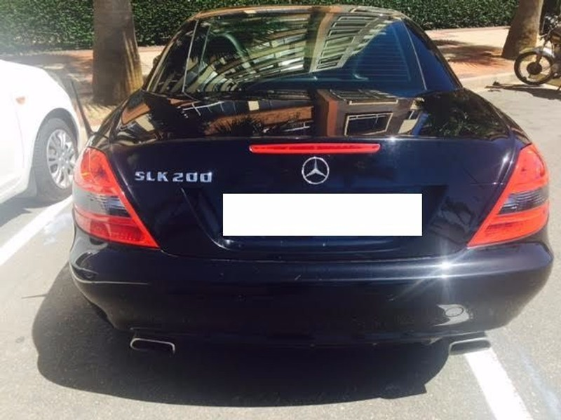 Used Mercedes Benz Slk Class 200 Auto For Sale In Kwazulu