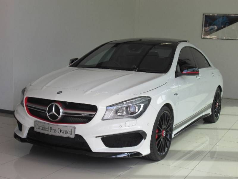 Used mercedes benz cla class cla45 amg for sale in kwazulu for 2014 mercedes benz cla class cla45 amg