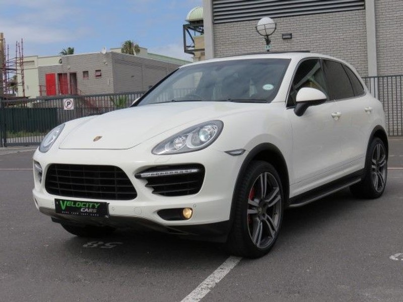 used porsche cayenne turbo tiptronic for sale in western cape id 1240021. Black Bedroom Furniture Sets. Home Design Ideas
