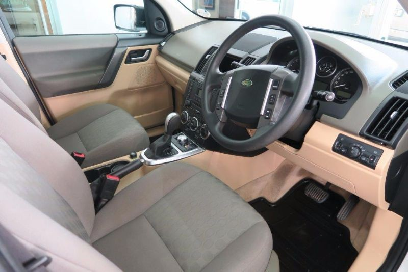 used land rover freelander ii 2 2 td4 s a t for sale in western cape id 1240578. Black Bedroom Furniture Sets. Home Design Ideas
