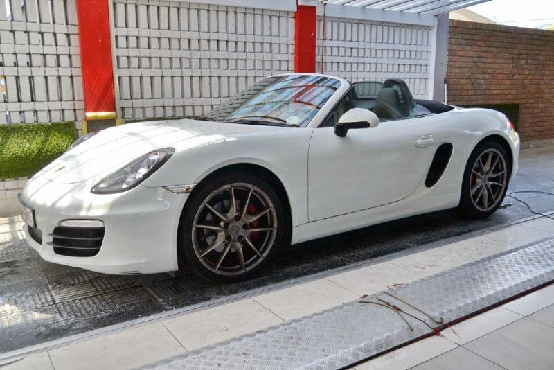 used porsche boxster 2013 porsche boxster s pdk roadster for sale in western cape. Black Bedroom Furniture Sets. Home Design Ideas