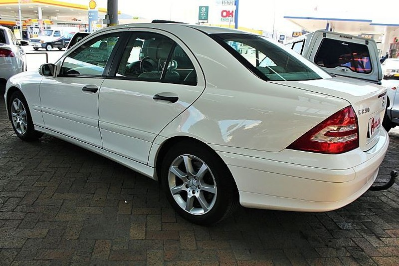 Used mercedes benz c class c230 classic automatic for sale for 2006 mercedes benz c class for sale