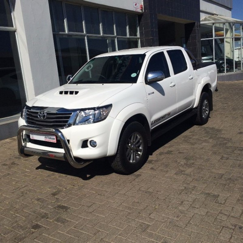 Used Toyota Hilux Auto For Sale In Gauteng
