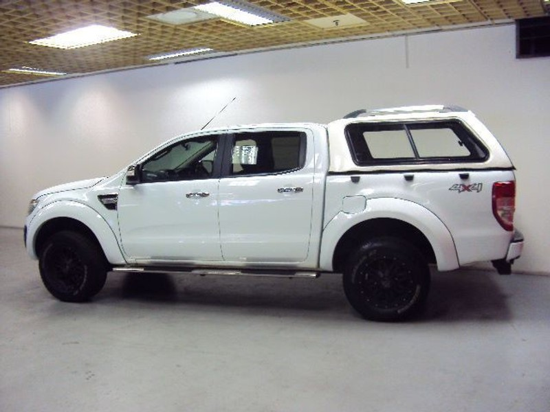 used ford ranger 3 2 tdci diesel double cab xlt auto 4x4. Black Bedroom Furniture Sets. Home Design Ideas