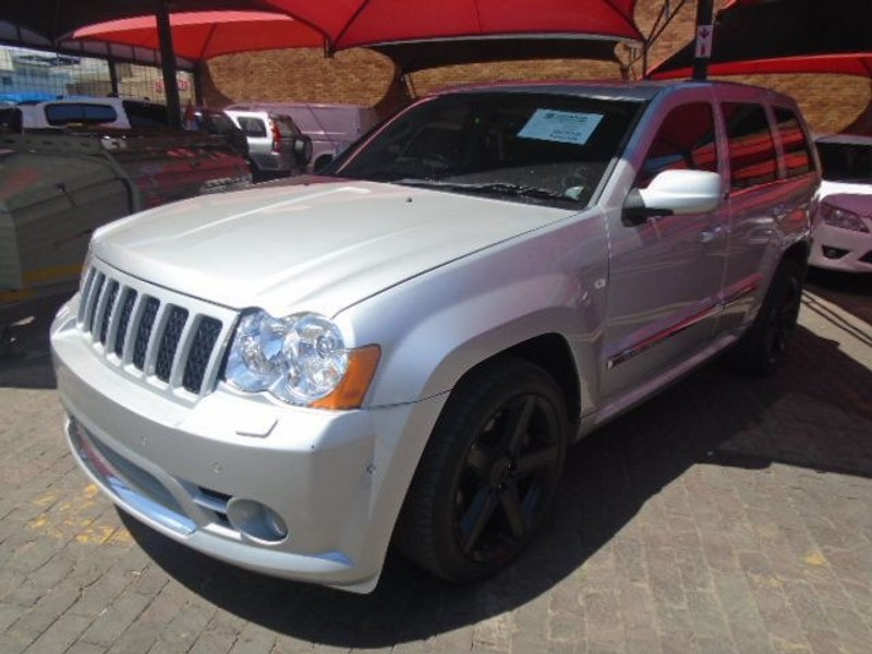 used jeep grand cherokee srt8 for sale in gauteng id 1243651. Black Bedroom Furniture Sets. Home Design Ideas