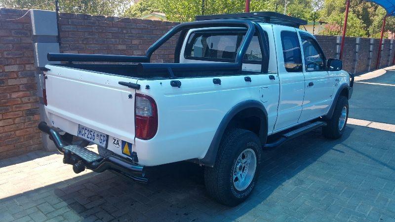 used ford ranger 2500td super cab xlt 4x4 p u s c for sale in gauteng id 1246568. Black Bedroom Furniture Sets. Home Design Ideas