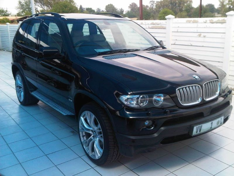 used bmw x5 a t for sale in gauteng id 1246571. Black Bedroom Furniture Sets. Home Design Ideas