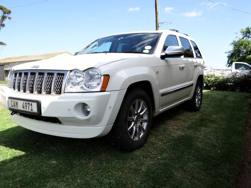 used jeep grand cherokee v6 crd overland for sale in. Black Bedroom Furniture Sets. Home Design Ideas