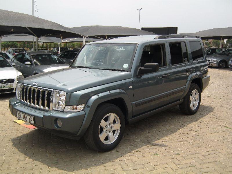 2007 jeep commander 3 0 sport gauteng north riding 1. Black Bedroom Furniture Sets. Home Design Ideas