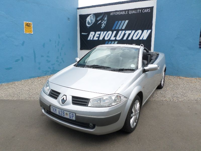 used renault megane ii 1 9 dci dynamique cab for sale in gauteng id 1247053. Black Bedroom Furniture Sets. Home Design Ideas