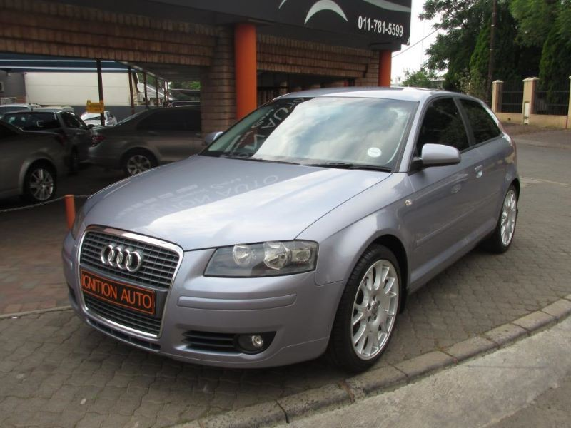 used audi a3 fsi ambition for sale in gauteng id 1248125. Black Bedroom Furniture Sets. Home Design Ideas