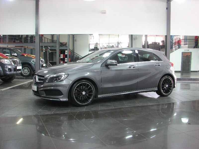 used mercedes benz a class a220 cdi be amg sport auto for sale in gauteng id 1248169. Black Bedroom Furniture Sets. Home Design Ideas