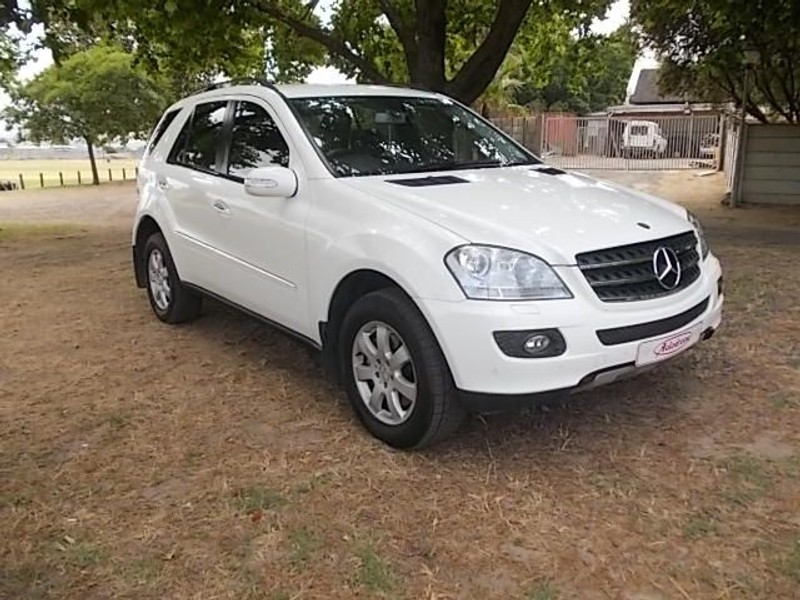 used mercedes benz m class ml 320 cdi 4matic for sale in western cape id 1248937. Black Bedroom Furniture Sets. Home Design Ideas