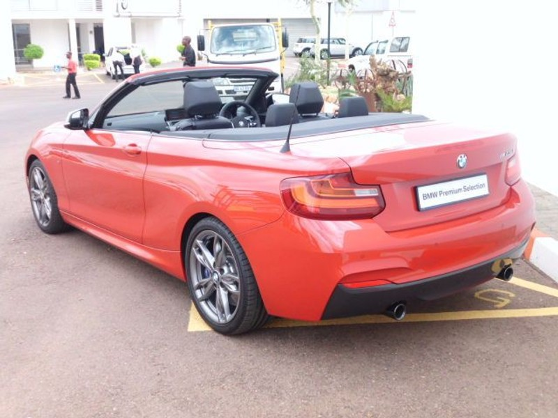 used bmw m2 m235 convertible auto f23 for sale in gauteng id 1249106. Black Bedroom Furniture Sets. Home Design Ideas