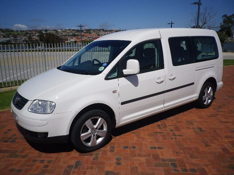 used volkswagen caddy maxi 1 9 tdi trendline for sale in eastern cape id 1250263. Black Bedroom Furniture Sets. Home Design Ideas