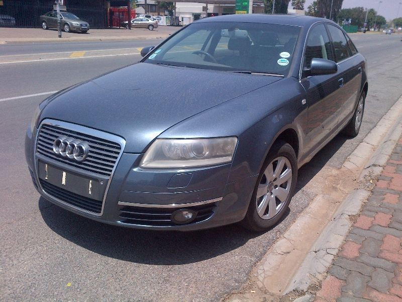 used audi a6 2 4 a t for sale in gauteng id. Black Bedroom Furniture Sets. Home Design Ideas