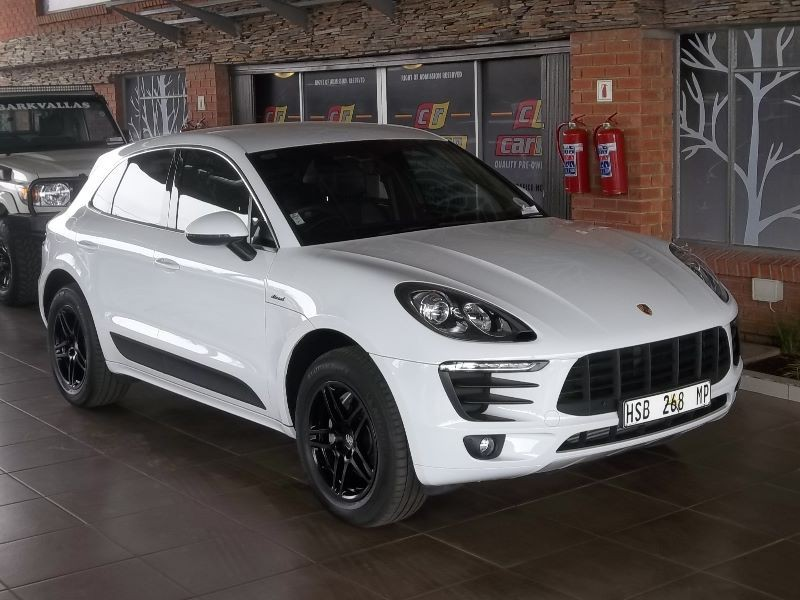used porsche macan s diesel for sale in gauteng id 1250765. Black Bedroom Furniture Sets. Home Design Ideas