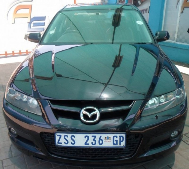 Used Mazda 6 2.3i Mps For Sale In Gauteng